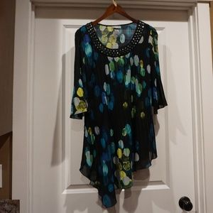 Catherines 0X 14/16W Fall Top